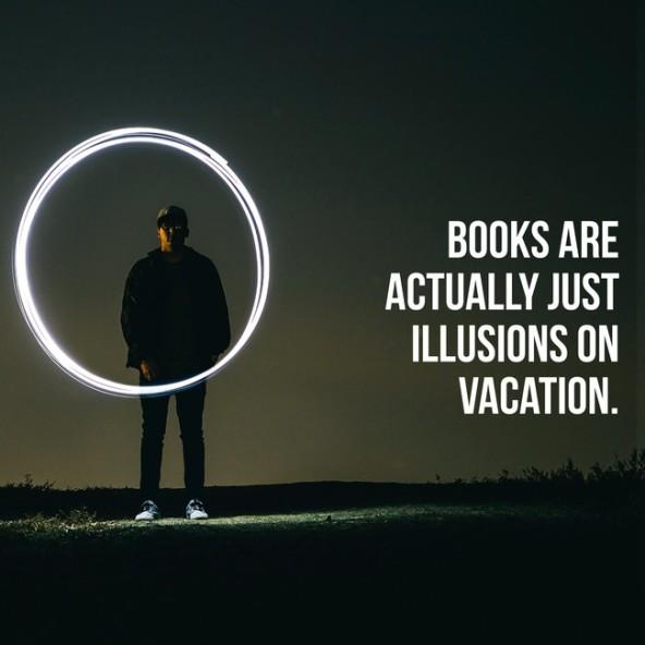books illusions